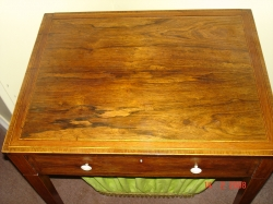Rosewood work table