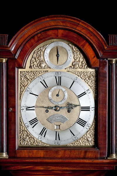 fine london longcase sold