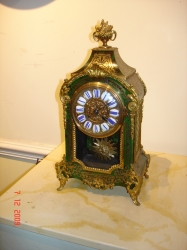 french boulle clock SOLD