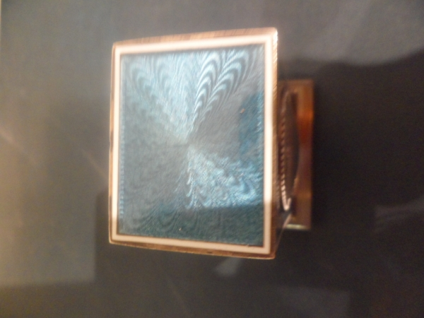 cartier cube clock c 1910 sold