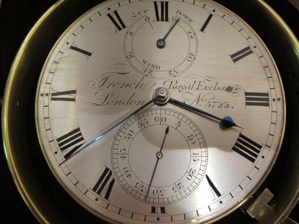 CHRONOMETER BY FRENCH